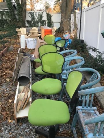 Old furniture and junk removal in Roslindale, MA