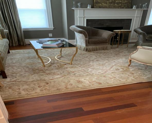 Furniture Removal in Wellesley, MA - After Photo