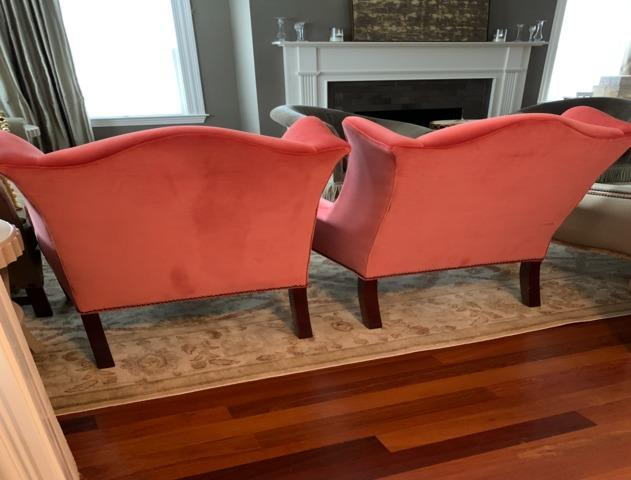 Furniture Removal in Wellesley, MA - Before Photo