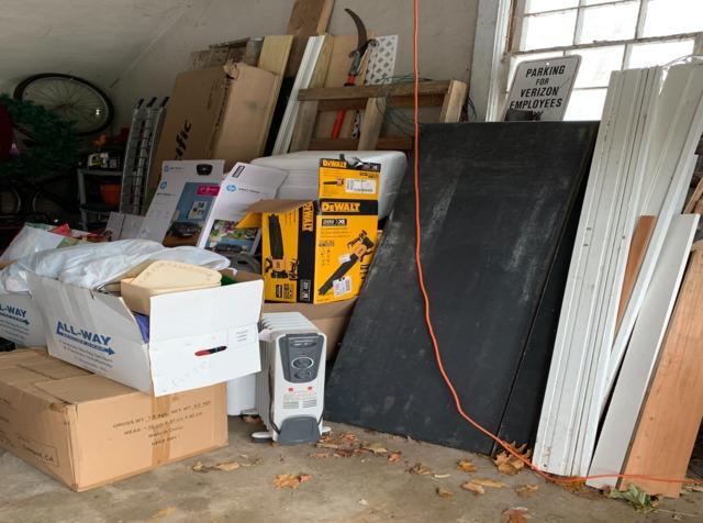 Garage Cleanout in Dedham, MA