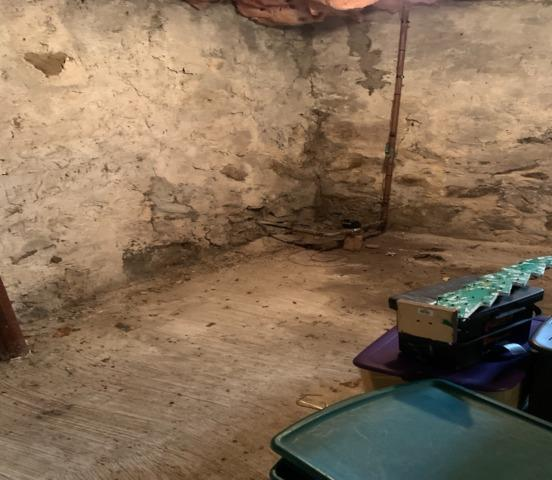 Basement Cleanout in Mansfield, MA
