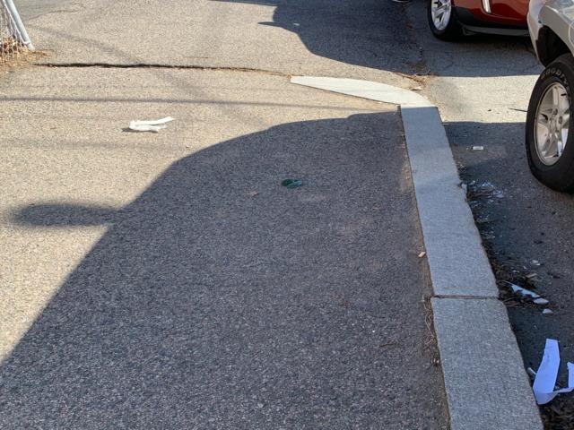 Curbside pickup in Waltham, MA