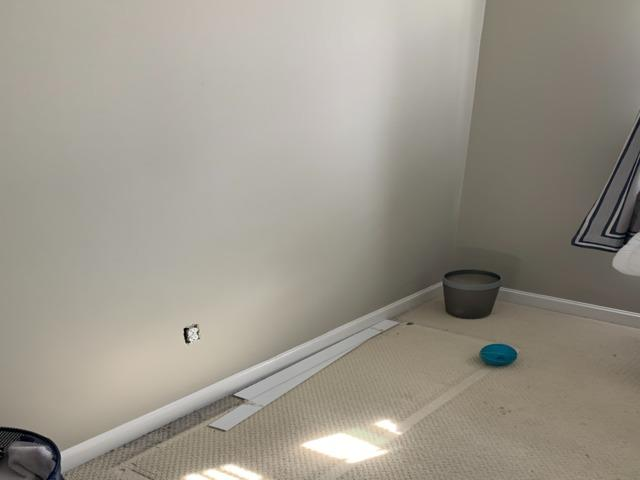 Furniture Removal in Franklin, MA - After Photo