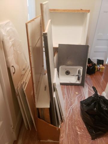 Boston, MA Renovation Cleanout Service