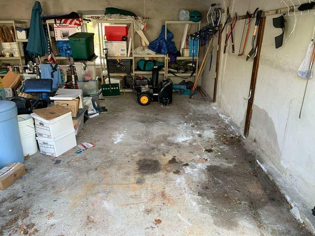 Garage Cleanout Service in Newton, MA