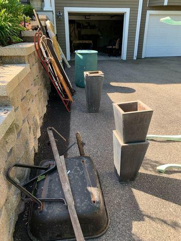 Newton Highlands, MA Yard Cleanout Service