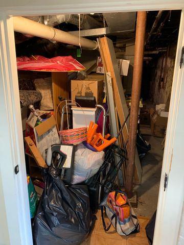 Medfield, MA Basement Cleanout Service