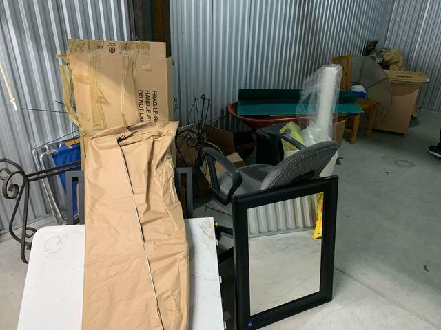 Auburndale, MA Storage Unit Cleanout