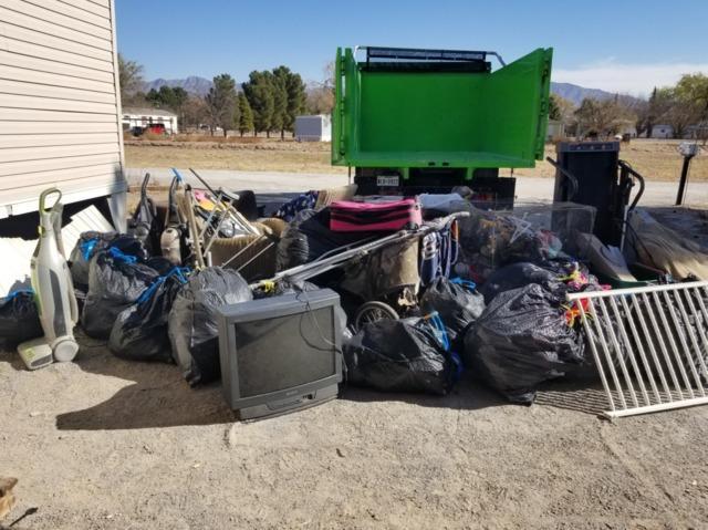 Junk Removal in Canutillo, TX