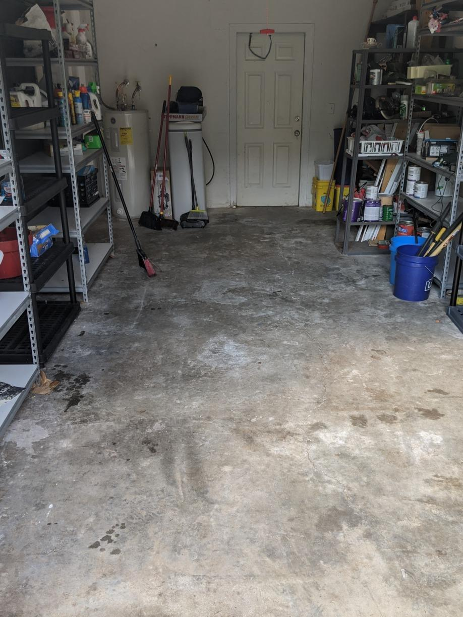 1-Car Garage Cleanout in Land O Lakes, FL! - After Photo