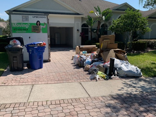 Curbside pickup in Tampa, FL! - Before Photo