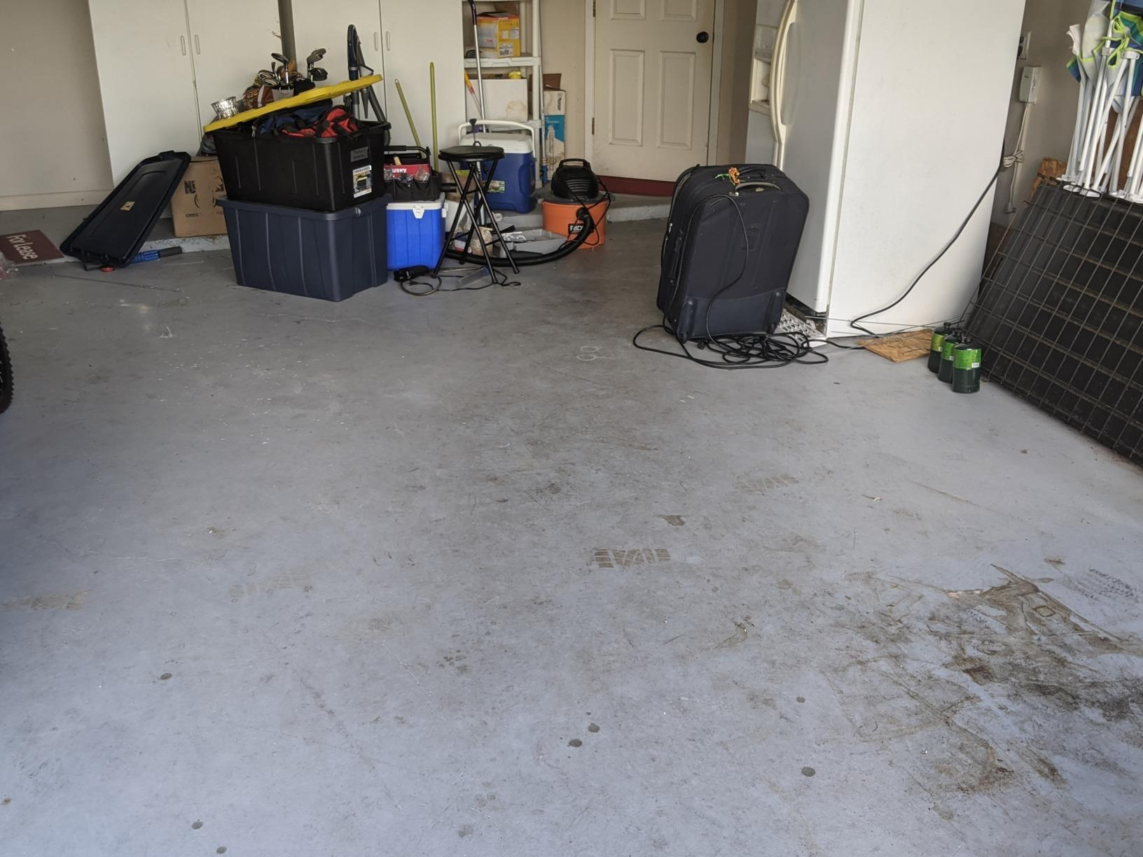 Garage Cleanout in Wesley Chapel, FL! - After Photo
