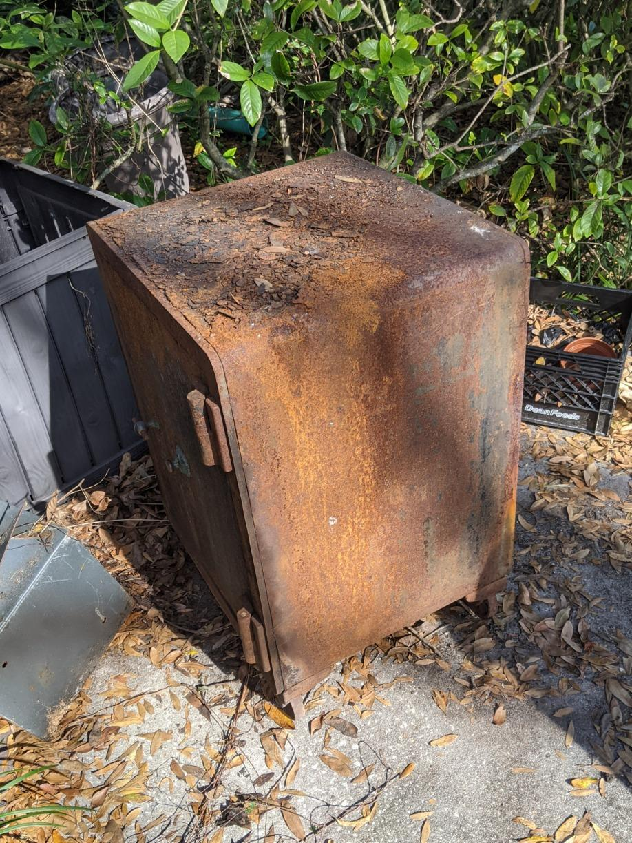 Safe Removal in Lutz, FL! - Before Photo