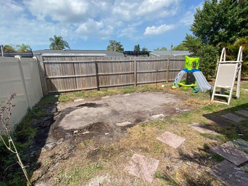 Pool Removal in New Port Richey, FL! - After Photo