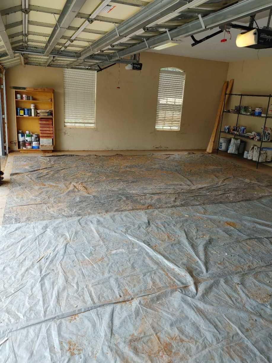 Renovation Cleanup in Land o Lakes, Fl! - After Photo