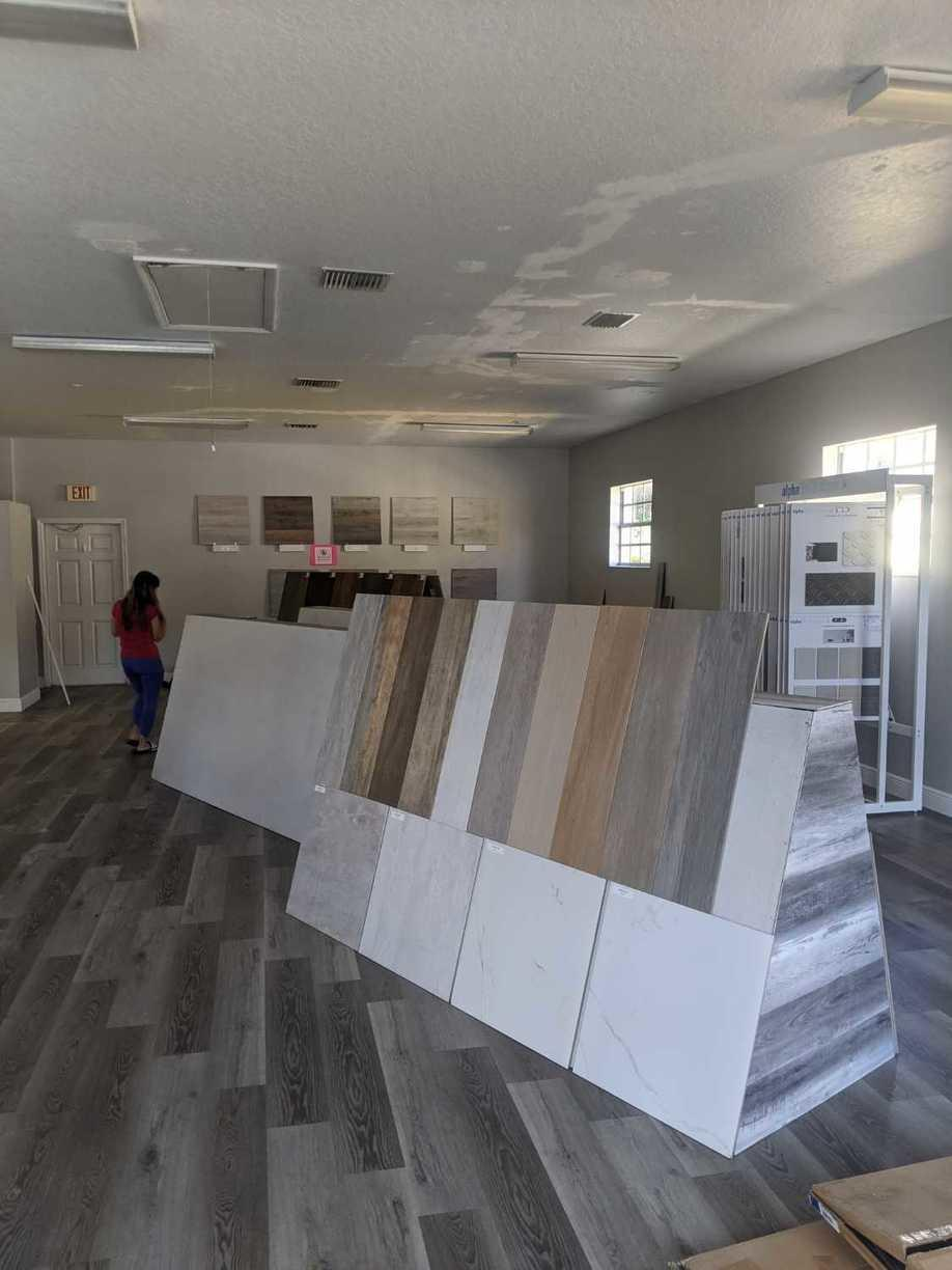 Store Front Cleanout in Lutz, FL! - Before Photo