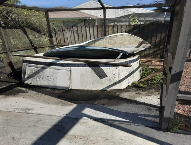 Hot Tub Removal in Tampa, FL!