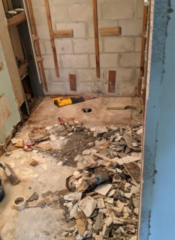 Complete Condo Renovation in Tarpon Springs, FL!