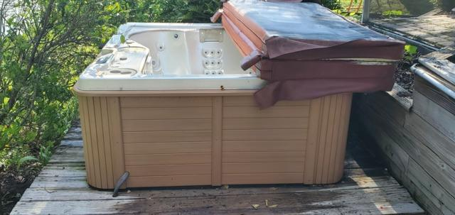 Hot Tub Removal in Lutz, FL!