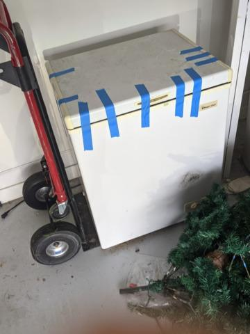 Old Freezer Removal in Land O Lakes, FL!