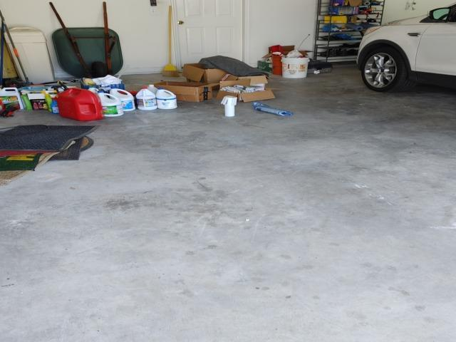 Garage cleanup in Wesley Chapel, FL!