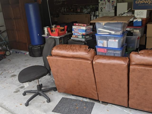 Garage cleanout in Land o' Lakes, FL!
