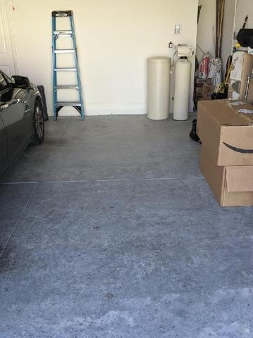 Garage cleanout in Wesley Chapel, FL!