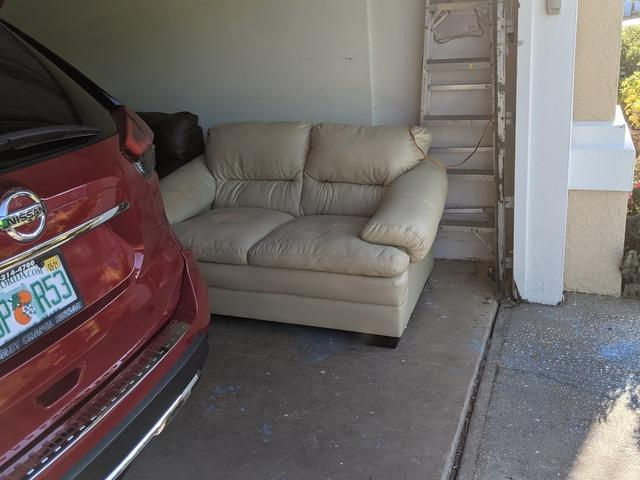 Couch Removal in Lutz, FL!