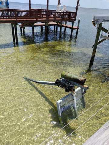 Jet Ski Removal in New Port Richey, FL!