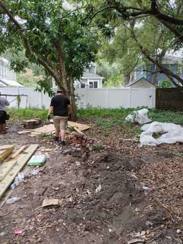 Remodel Debris Removal in Tampa, FL!