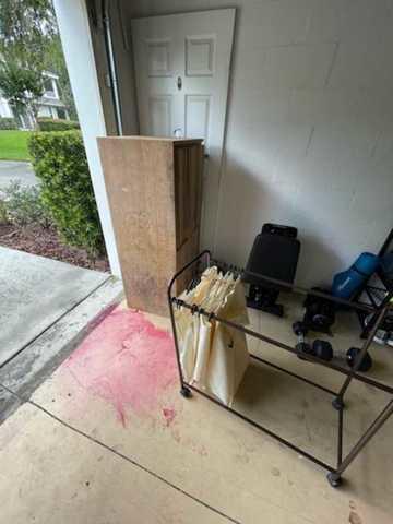 Garage Declutter in Land o Lakes, FL!