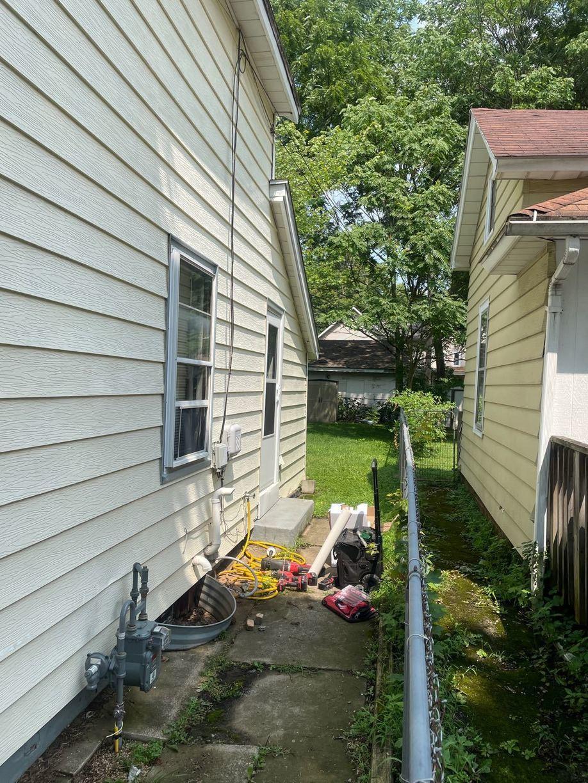 E Jefferson Ave, La Porte, IN 46350, USA - Before Photo