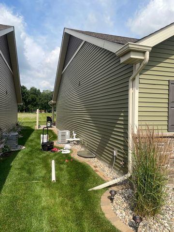 Low Voltage Radon Fan Install Cedar Lake, IN
