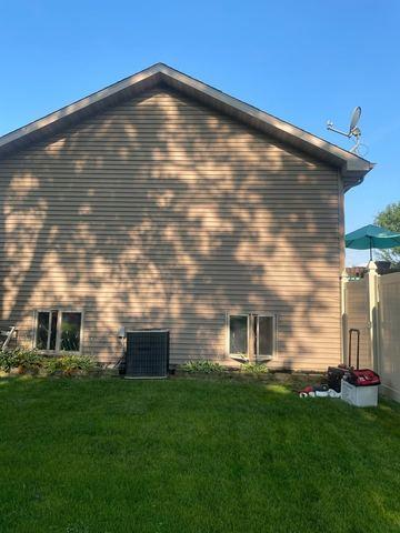 Low voltage radon mitigation fan install Lowell, IN 46356, USA