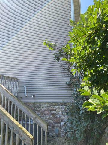 Valparaiso Radon Mitigation System Install - Before Photo