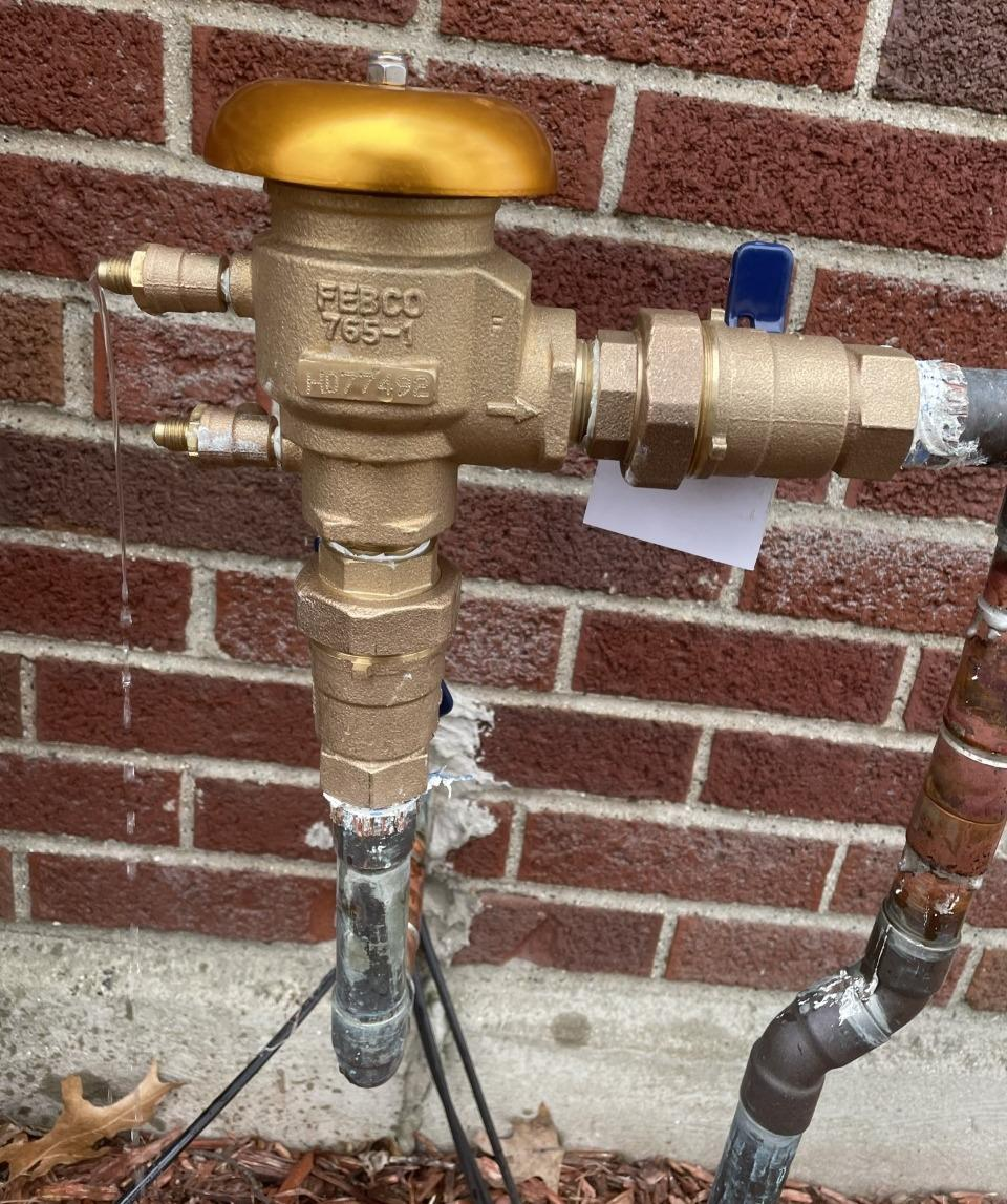 Keeping the Water Supply Safe in Wyoming, MI - After Photo