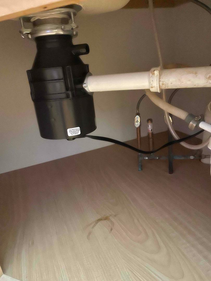 Grand Rapids Garbage Disposal Upgrade - After Photo