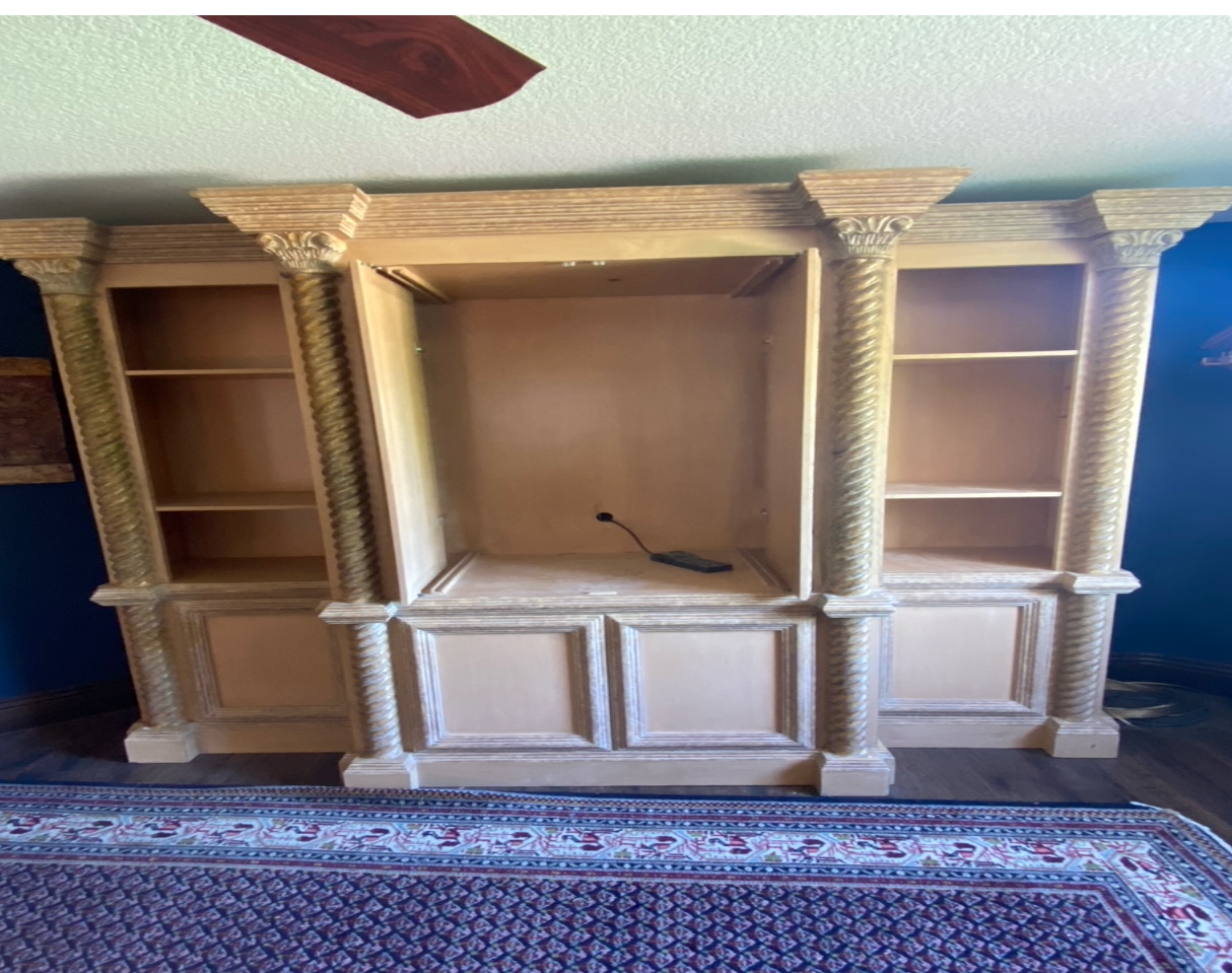 Furniture Removal and Labor in Trabuco Canyon, CA - Before Photo