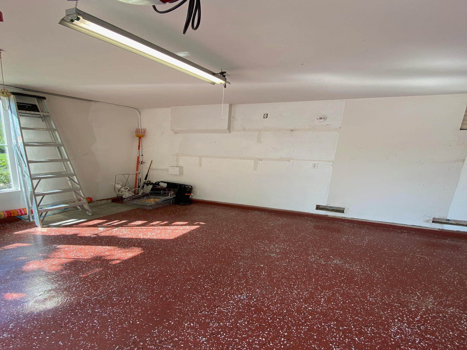 Garage Storage Unit Removal in Trabuco Canyon, CA - After Photo