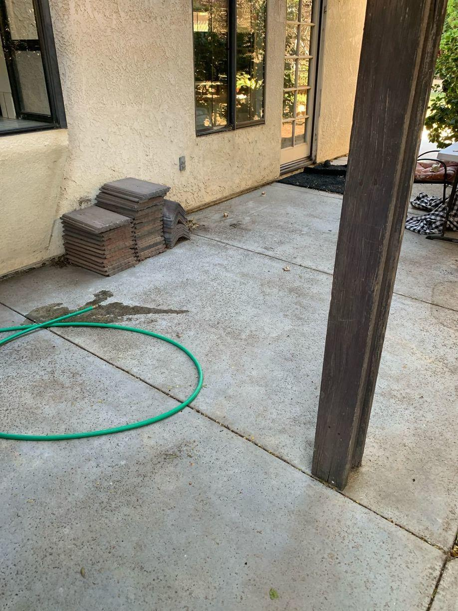 Outdoor Junk Removal in Yorba Linda, CA - After Photo