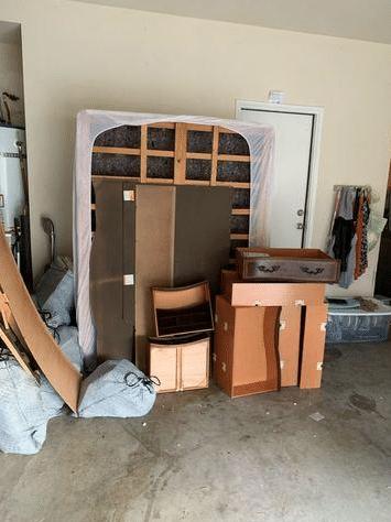Garage Clean out in Orange, CA