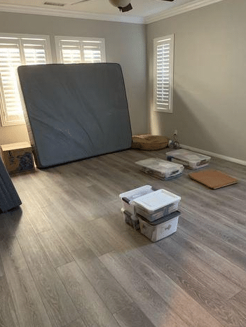 Furniture Removal in Ladera Ranch, CA - After Photo