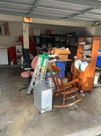 Garage Clean Out in Tustin, CA