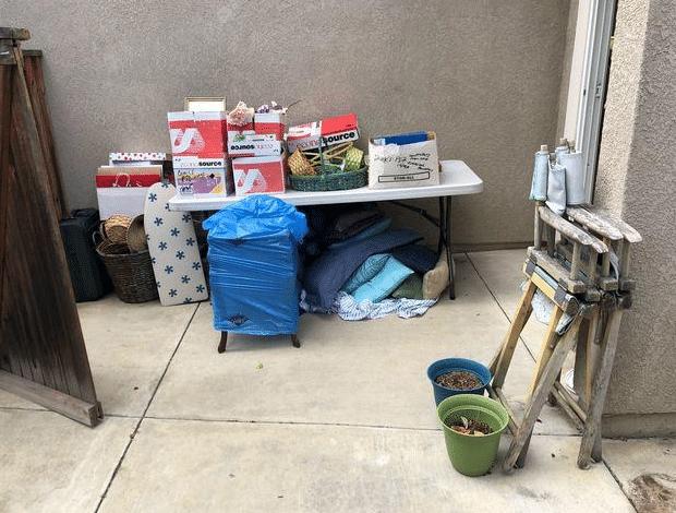 Junk removal in Aliso Viejo, CA