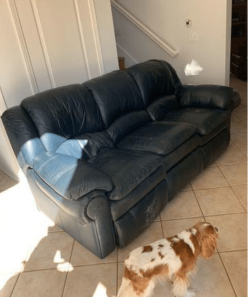 Sofa Removal in Yorba Linda, CA