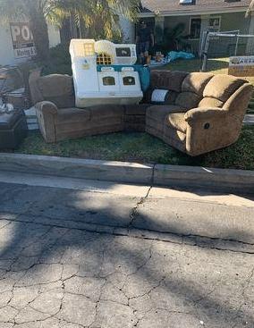 Curbside Pick Up in Fullerton, CA