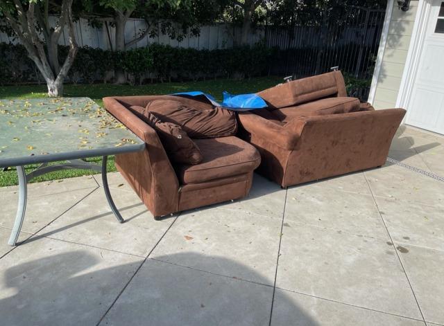 Furniture Removal in San Juan Capistrano, CA