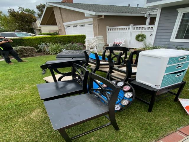 Downsizing in Irvine, CA