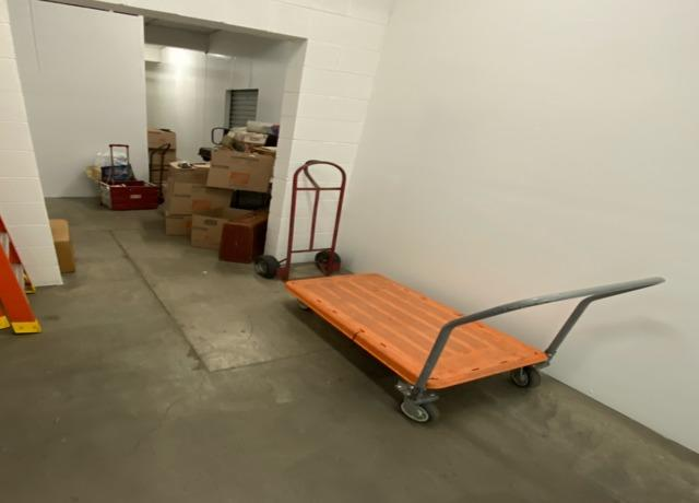 Storage Unit Clean Out in Huntington Beach, CA
