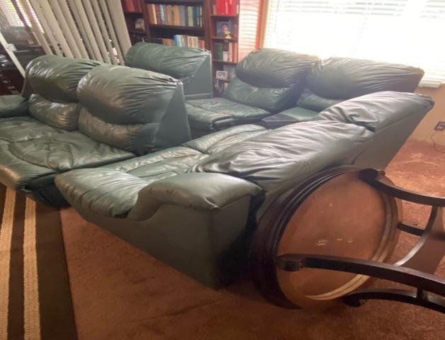 Sofa and Chairs Removal in San Juan Capistrano, CA